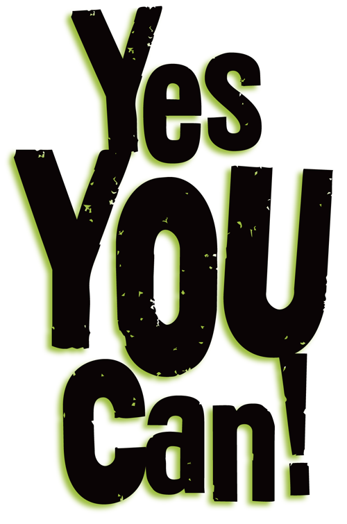 Yes You Can! Logo